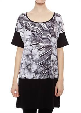 Προσφορά:  Sun Rose - Μπλουζοφόρεμα SUN ROSE με15,90€