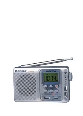 Blaupunkt - Ραδιόφωνο Ψηφιακής Ένδειξης KCHIBO