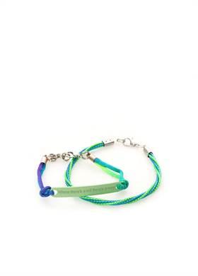 Προσφορά:  DK handmade accessories - Σετ 2 Βραχιόλι DK HANDMADE με8,00€