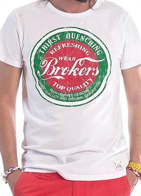 Προσφορά:  Brokers - Ανδρική Μπλούζα BROKERS με15,40€