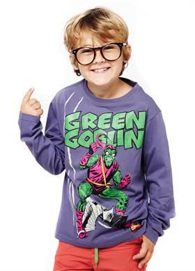 Προσφορά:  New Kids On The Block - Παιδική Μπλούζα MARVEL COMICS με9,90€