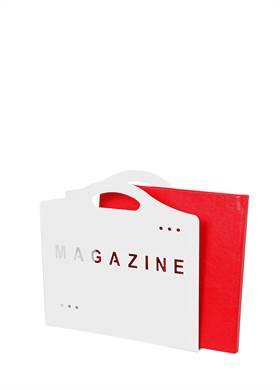 Προσφορά:  Modern Loft - Εφημεριδοθήκη SILA λευκή με17,50€