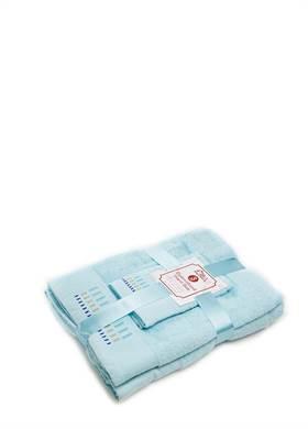Προσφορά:  Bath Collection - Σετ Πετσέτες 3 τεμ. (Σιέλ) με28,00€