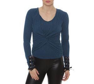 Mariel Fashion - Γυναικεία Μπλούζα Πλεκτή MARIEL mariel fashion   γυναικείες μπλούζες