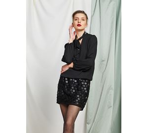Bsb Vol.4 - Γυναικείο Φόρεμα PU BSB