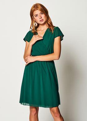 Πράσινο Γυναικείο Φόρεμα LYNNE
