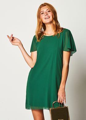 Γυναικείο Φόρεμα LYNNE με βολάν