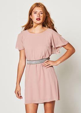Γυναικείο Φόρεμα LYNNE σε ίσια γραμμή
