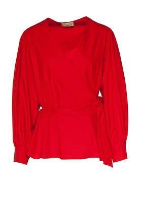 Γυναικείο κόκκινο Πουκάμισο LYNNE