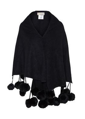 Γυναικεία Εσάρπα LYNNE μαύρο χρώμα