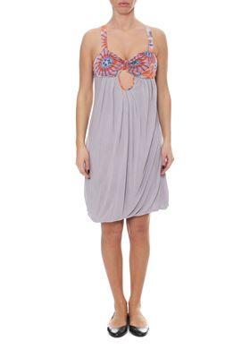 Γυναικείο Φόρεμα Collage Social