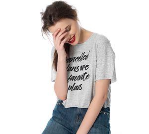 Summer Style - Γυναικεία Μπλούζα PINK WOMAN