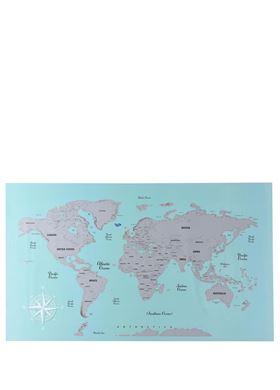 Παγκόσμιος Χάρτης Ξυστό Scratch Map World Aria Trade