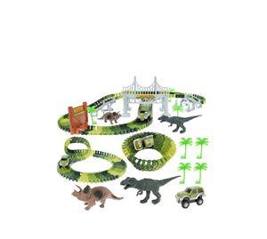 Time To Play - Σετ Αυτοκινητόδρομος 153 Τεμ. Aria Trade