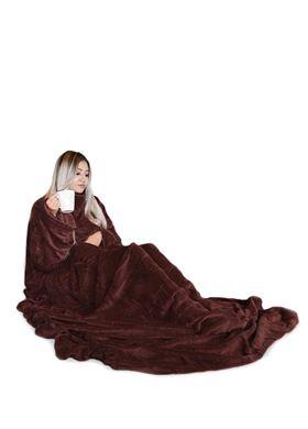 Κουβέρτα Με Μανίκια Aria Trade
