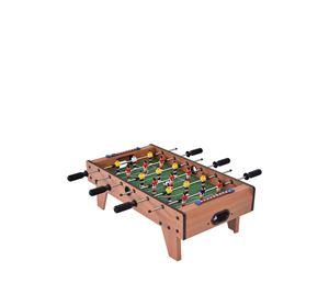 Children's World - Ξύλινο Επιτραπέζιο Ποδοσφαιράκι Με 18 Παίκτες Aria Trade