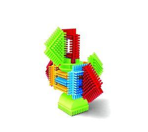 Time To Play - Σετ Τουβλάκια Σφηνώματα Για Κατασκευές 100 Τεμ. Eddy Toys