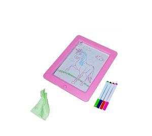 Children's World - Φορητό Φανταστικό 3D Tablet Ζωγραφικής Aria Trade