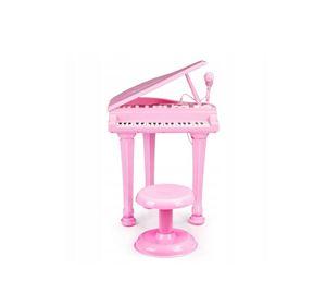 Children's World - Παιδικό Πιάνο Με Σκαμπό Aria Trade