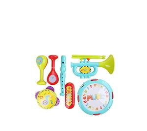 Children's World - Σετ Παιδικά Μουσικά Όργανα 9 Τεμ. Let's Play