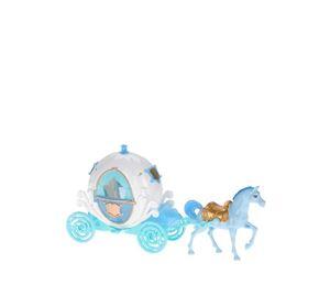 Children's World - Παιχνίδι Άμαξα Πριγκίπισσας Σε Σχήμα Κολοκύθα Aria Trade
