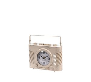 Gadget's World - Μεταλλικό Vintage Ρολόι Aria Trade