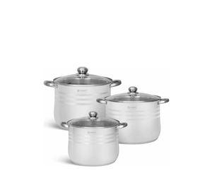 Let's Cook! - Σετ Μαγειρικά Σκεύη 6 τμχ Edenberg