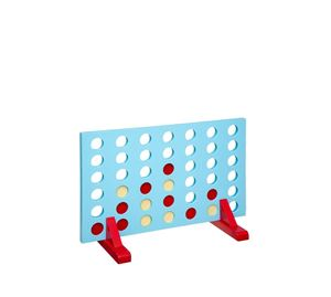 Children's World - Ξύλινο Επιτραπέζιο Παιχνίδι Σκορ 4 Aria Trade