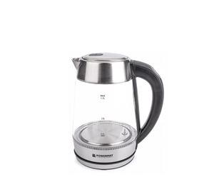 Home Appliances - Γυάλινος Βραστήρας Νερού 1.7lt PowerMat