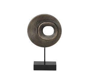Home Decoration - Ξύλινο Διακοσμητικό Επιτραπέζιο Aria Trade