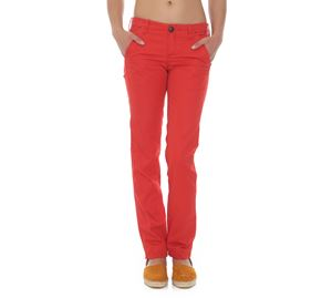 Juicy Couture & More - Κόκκινο Γυναικείο Παντελόνι G-STAR