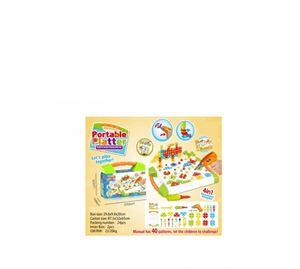 Children's World - Επιτραπέζιο Παιχνίδι Κατασκευών Aria Trade