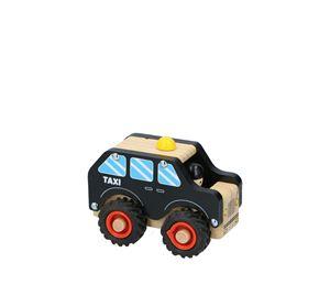 Children's World - Ξύλινο Παιχνίδι Ταξί Marionette wooden toys