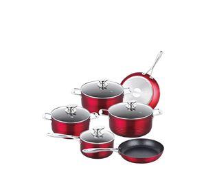 Let's Cook! - Royalty Line Σετ Μαγειρικά Σκεύη 10 Τεμ. Royalty Line Switzerland