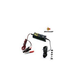 Car - Automotive - Φορτιστής Μπαταρίας Dunlop