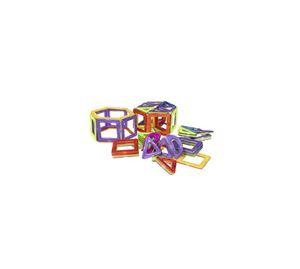 Children's World - Σετ Χρωματιστά Μαγνητικά Τουβλάκια Aria Trade