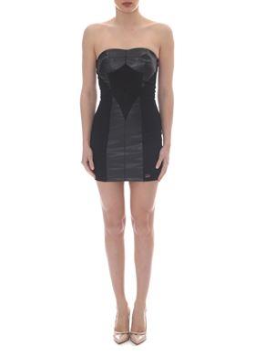 Κοντό Στράπλες Φόρεμα MET