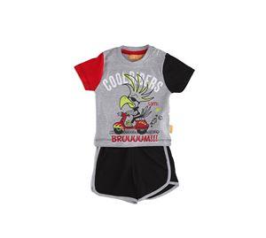 Sam 0-13 - Παιδικό Σετ Σορτς-Μπλούζα Sam 0-13