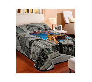 Beauty Home - Κουβέρτα Διπλή BEAUTY HOME 3D beauty home   κουβέρτες