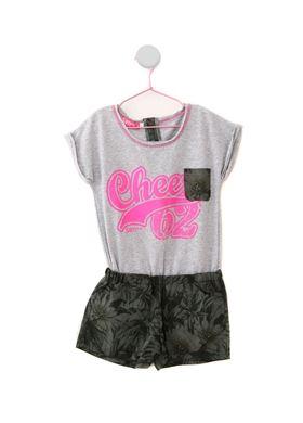 Παιδική Ολόσωμη Φόρμα SAM 013