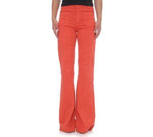 Seafarer & More - Κοραλί Γυναικείο Παντελόνι SEAFARER seafarer   more   γυναικεία παντελόνια