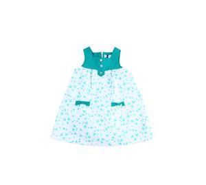 Monnalisa & More - Παιδικό Φόρεμα TARTINE ET CHOCOLAT