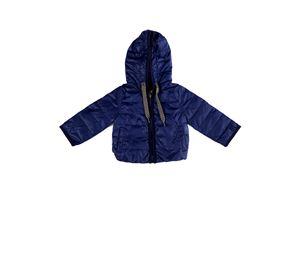 Winter Collection - Παιδικό Μπλε Μπουφάν MONNALISA winter collection   παιδικά μπουφάν