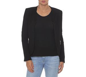 Juicy Couture & More - Μαύρο Γυναικείο Σακάκι MAISON SCOTCH juicy couture   more   γυναικεία σακάκια