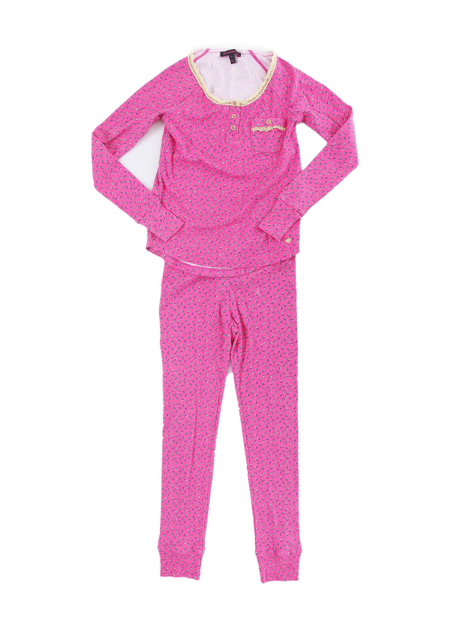 Juicy Couture Kids - Παιδική Πυτζάμα JUICY COUTURE
