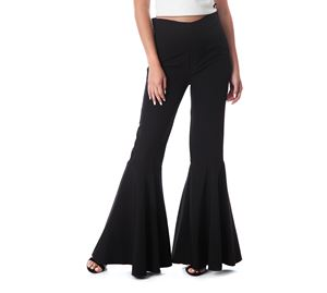 Lynne Vol.3 - Γυναικείο Παντελόνι LYNNE σε μαύρο χρώμα
