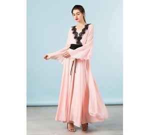 Bsb Vol.6 - Γυναικείο σομόν Φόρεμα BSB