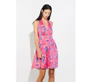 Bsb Vol.6 - Γυναικείο φούξια Φόρεμα BSB