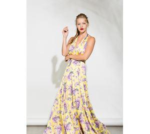 Bsb Vol.7 - Γυναικείο Φόρεμα BSB κίτρινο