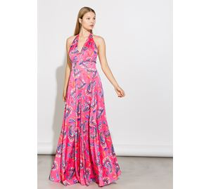Bsb Vol.6 - Γυναικείο Φόρεμα φούξια BSB